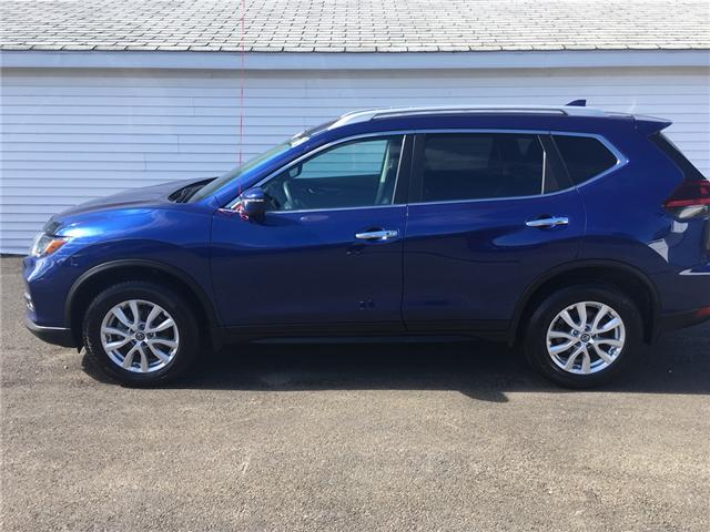 2018 Nissan Rogue SV 5n1at2mv7jc735972 972 In Oromocto