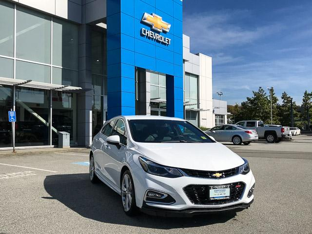 2018 Chevrolet Cruze Premier Auto (Stk: 971330) in Vancouver - Image 2 of 25