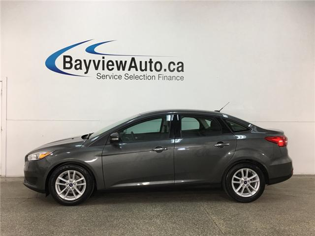 2016 Ford Focus SE (Stk: 33615W) in Belleville - Image 1 of 23