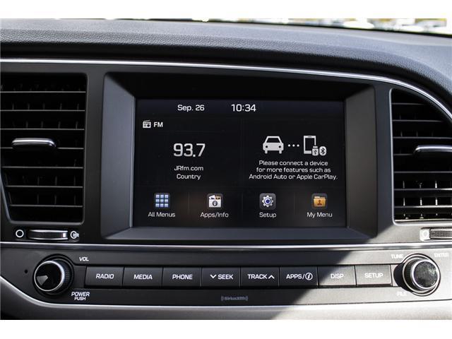 2018 Hyundai Elantra GL (Stk: AH8734) in Abbotsford - Image 22 of 23