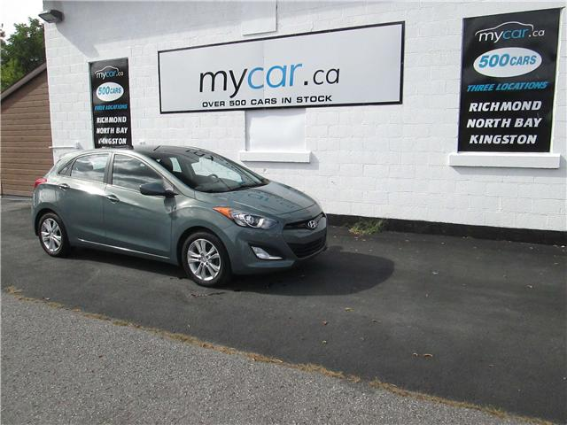 2014 Hyundai Elantra GT GLS (Stk: 181381) in Richmond - Image 2 of 14