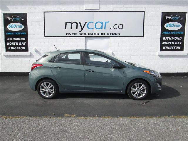 2014 Hyundai Elantra GT GLS (Stk: 181381) in Richmond - Image 1 of 14
