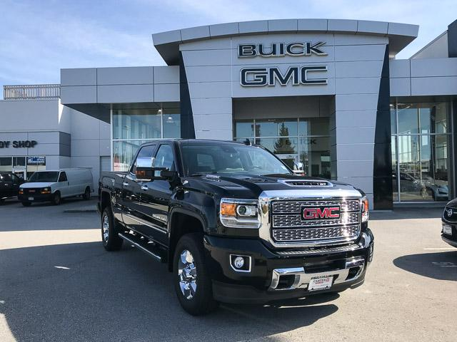 2019 GMC Sierra 3500HD Denali (Stk: 9R06440) in North Vancouver - Image 2 of 12