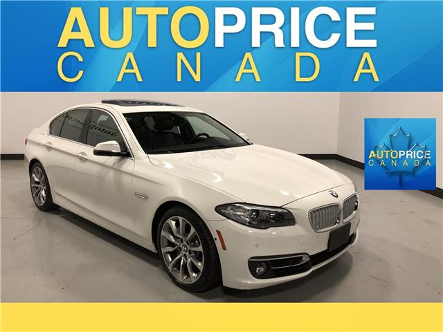 2014 BMW 535d xDrive (Stk: H9846) in Mississauga - Image 1 of 28