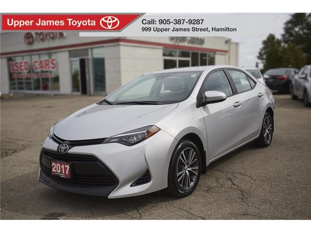 2017 Toyota Corolla LE (Stk: 74478) in Hamilton - Image 1 of 19