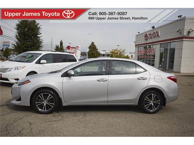 2017 Toyota Corolla LE (Stk: 74478) in Hamilton - Image 2 of 19