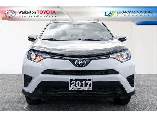 2017 Toyota RAV4 LE (Stk: P8165) in Walkerton - Image 2 of 20