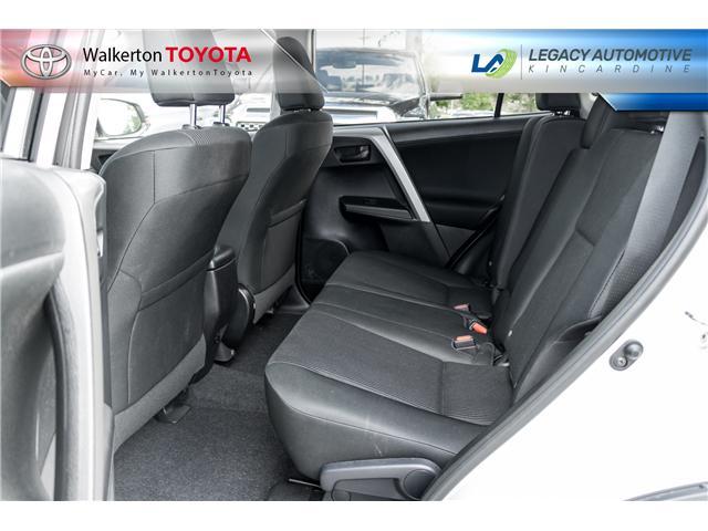2017 Toyota RAV4 LE (Stk: P8165) in Walkerton - Image 7 of 20