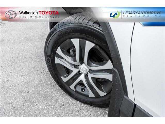 2017 Toyota RAV4 LE (Stk: P8165) in Walkerton - Image 8 of 20