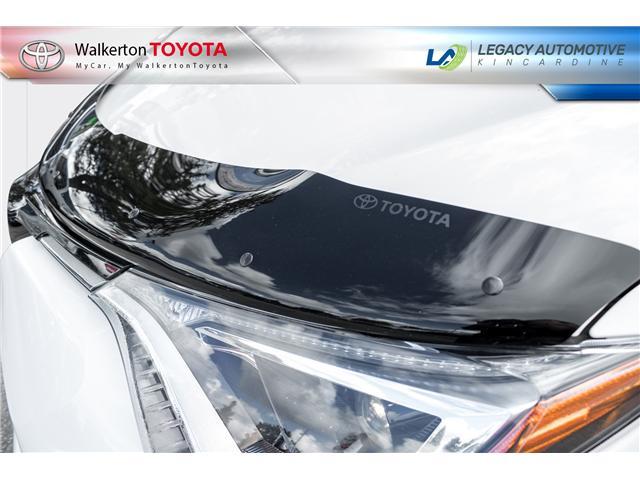 2017 Toyota RAV4 LE (Stk: P8165) in Walkerton - Image 10 of 20