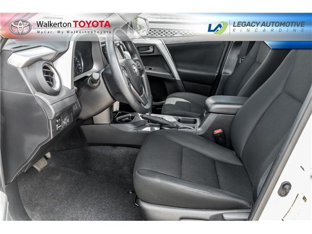 2017 Toyota RAV4 LE (Stk: P8165) in Walkerton - Image 12 of 20