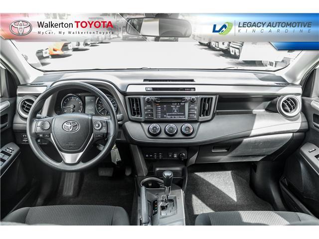 2017 Toyota RAV4 LE (Stk: P8165) in Walkerton - Image 13 of 20