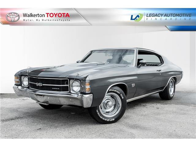 1971 Chevrolet Chevelle SS 454 (Stk: ) in Walkerton - Image 1 of 30