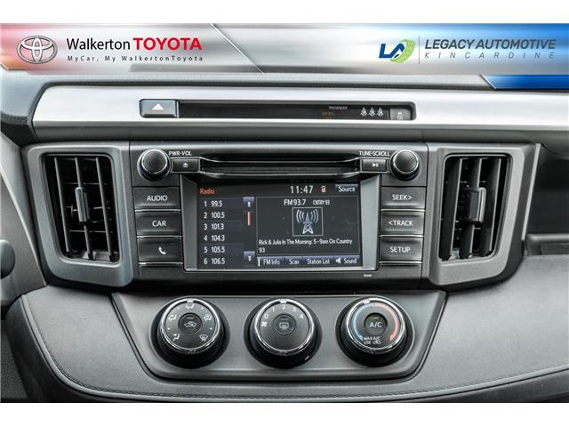 2017 Toyota RAV4 LE (Stk: P8165) in Walkerton - Image 14 of 20