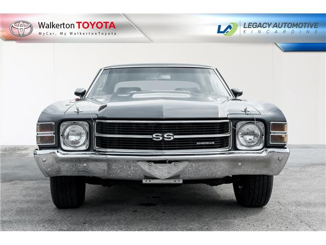 1971 Chevrolet Chevelle SS 454 (Stk: ) in Walkerton - Image 2 of 30