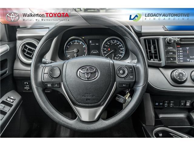 2017 Toyota RAV4 LE (Stk: P8165) in Walkerton - Image 16 of 20