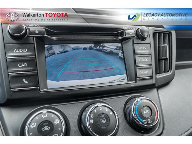 2017 Toyota RAV4 LE (Stk: P8165) in Walkerton - Image 20 of 20
