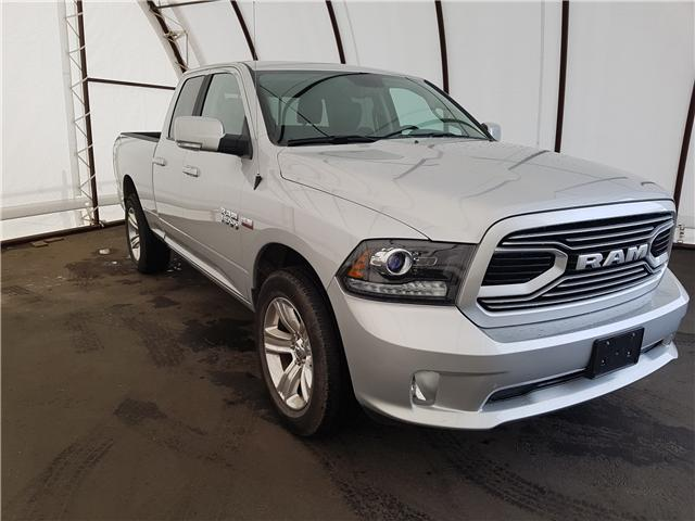 2018 RAM 1500 Sport (Stk: 1813831R) in Thunder Bay - Image 1 of 18