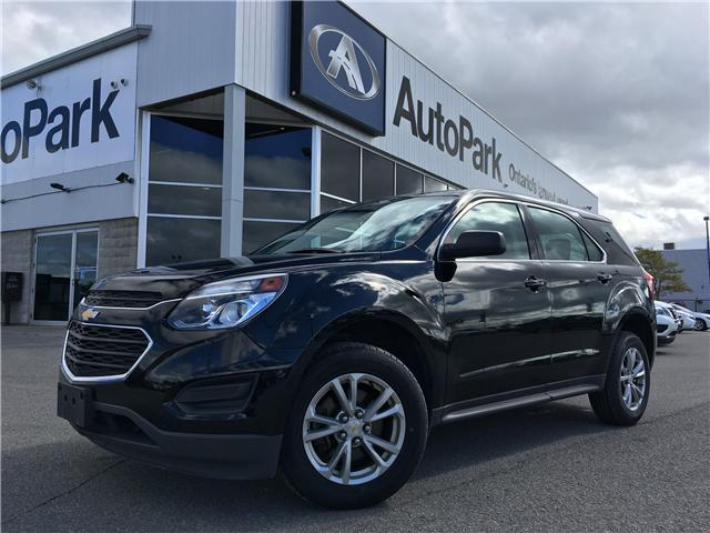 2017 Chevrolet Equinox LS (Stk: 17-25466RJB) in Barrie - Image 1 of 26
