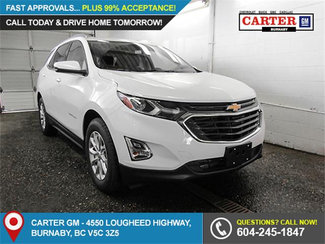 2019 Chevrolet Equinox LT (Stk: Q9-06600) in Burnaby - Image 1 of 12