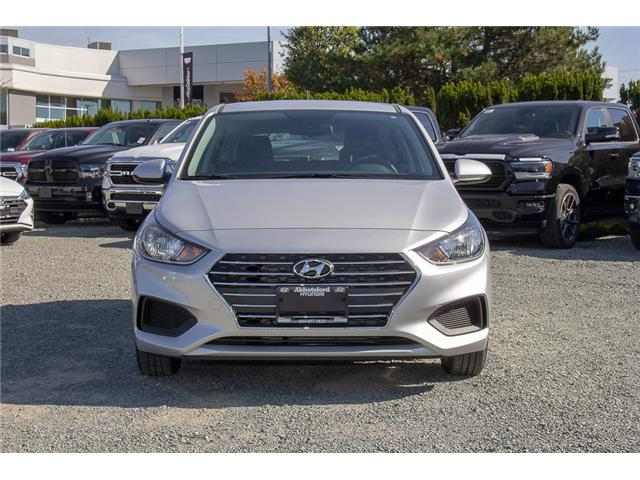 2019 Hyundai Accent Preferred (Stk: KA046546) in Abbotsford - Image 2 of 27