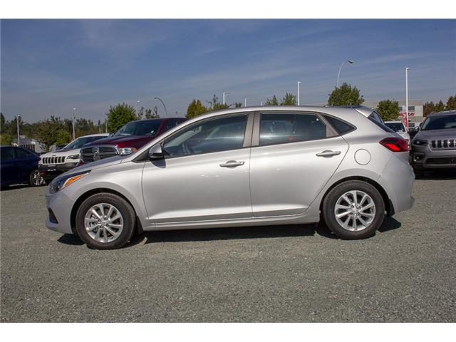 2019 Hyundai Accent Preferred (Stk: KA046546) in Abbotsford - Image 4 of 27
