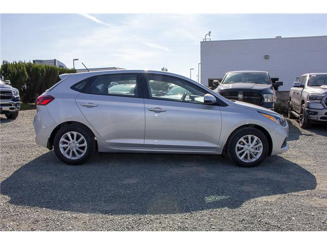 2019 Hyundai Accent Preferred (Stk: KA046546) in Abbotsford - Image 8 of 27