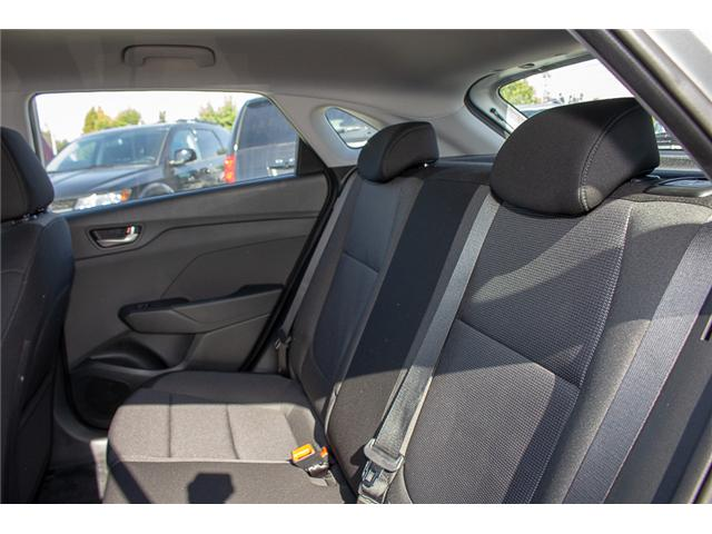 2019 Hyundai Accent Preferred (Stk: KA046546) in Abbotsford - Image 13 of 27