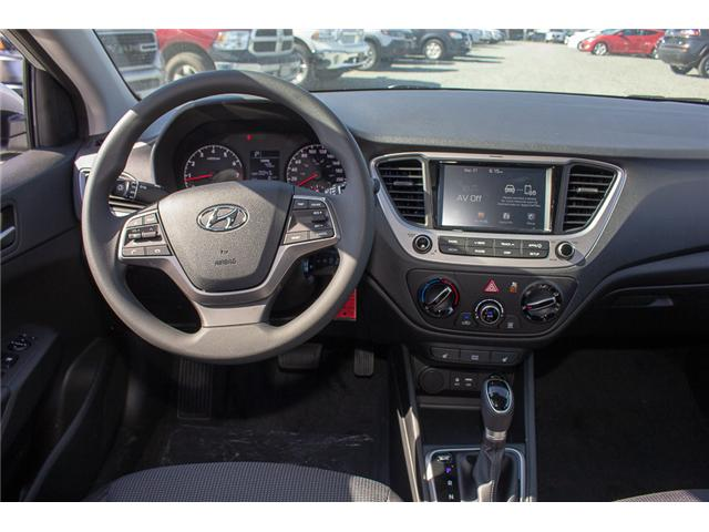 2019 Hyundai Accent Preferred (Stk: KA046546) in Abbotsford - Image 14 of 27