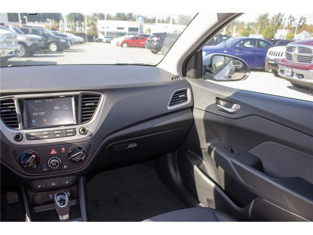 2019 Hyundai Accent Preferred (Stk: KA046546) in Abbotsford - Image 15 of 27