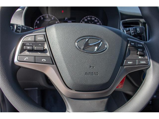 2019 Hyundai Accent Preferred (Stk: KA046546) in Abbotsford - Image 20 of 27