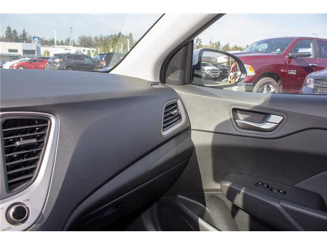 2019 Hyundai Accent Preferred (Stk: KA046546) in Abbotsford - Image 26 of 27