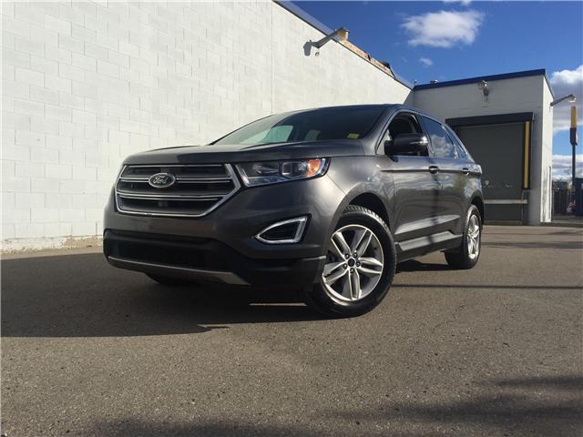 2016 Ford Edge SEL (Stk: D1094) in Regina - Image 1 of 19
