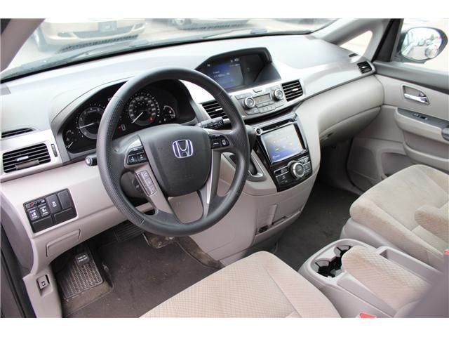 2016 Honda Odyssey EX (Stk: H25055A) in London - Image 10 of 11