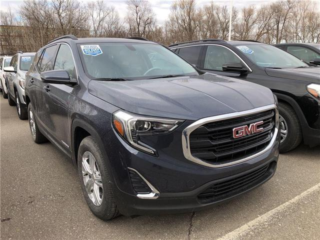 2018 GMC Terrain SLE Diesel (Stk: 289494) in Richmond Hill - Image 1 of 5