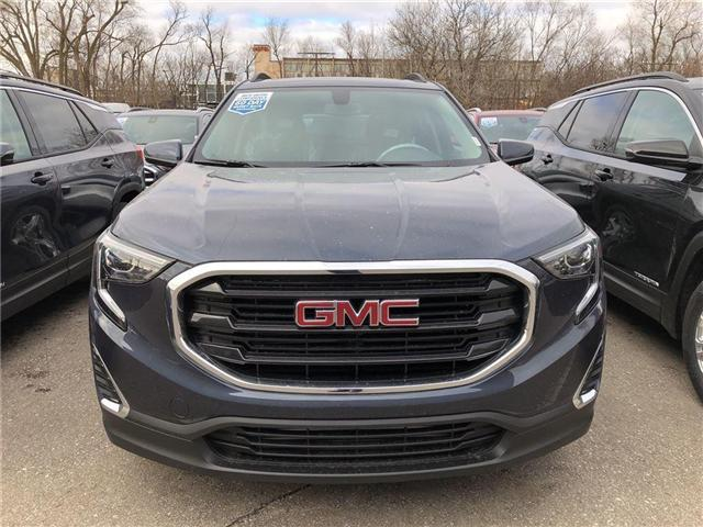 2018 GMC Terrain SLE Diesel (Stk: 289494) in Richmond Hill - Image 2 of 5