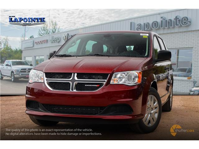 2019 Dodge Grand Caravan CVP/SXT (Stk: 19048) in Pembroke - Image 1 of 20