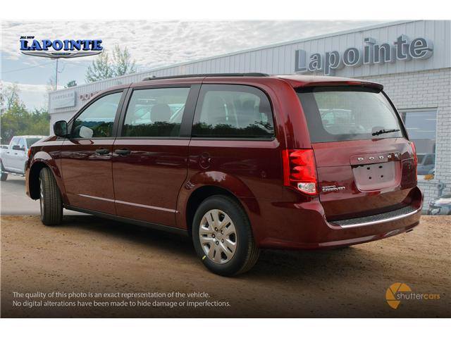 2019 Dodge Grand Caravan CVP/SXT (Stk: 19048) in Pembroke - Image 4 of 20