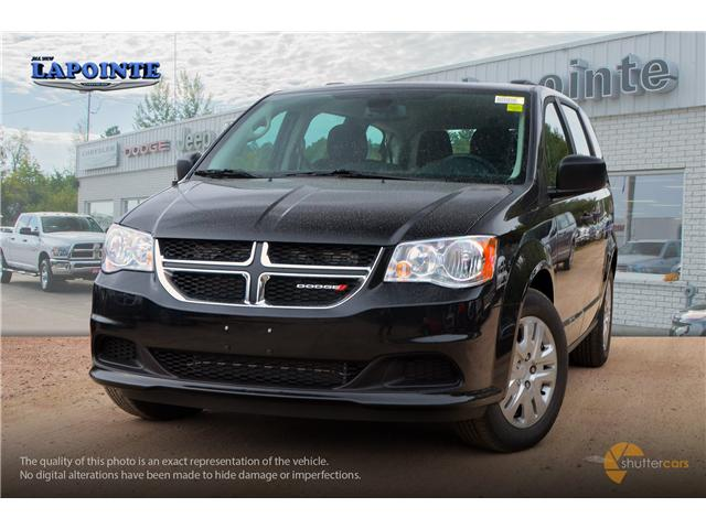 2019 Dodge Grand Caravan CVP/SXT (Stk: 19106) in Pembroke - Image 1 of 20