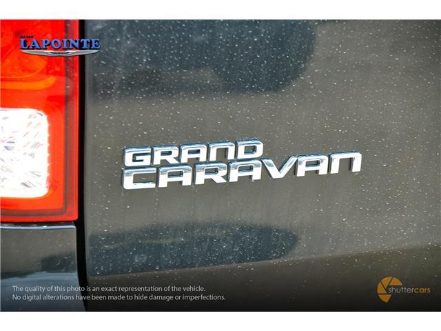 2019 Dodge Grand Caravan CVP/SXT (Stk: 19106) in Pembroke - Image 5 of 20