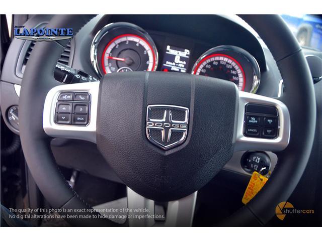 2017 Dodge Grand Caravan GT (Stk: SL17574) in Pembroke - Image 12 of 20