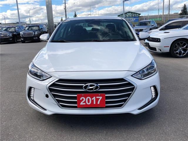 2017 Hyundai Elantra GLS|Apple Auto-blind spot detection| (Stk: 134396A) in BRAMPTON - Image 2 of 21