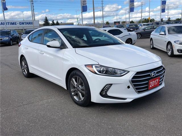 2017 Hyundai Elantra GLS|Apple Auto-blind spot detection| (Stk: 134396A) in BRAMPTON - Image 3 of 21