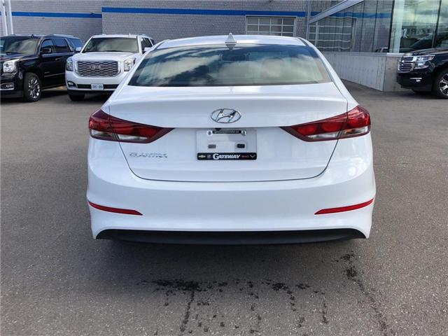 2017 Hyundai Elantra GLS|Apple Auto-blind spot detection| (Stk: 134396A) in BRAMPTON - Image 5 of 21