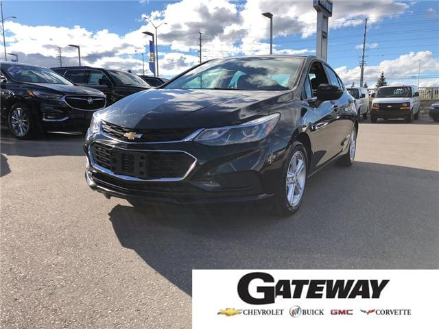 2018 Chevrolet Cruze TRUE NORTH|Auto|SUNROOF|REMOTE START|REAR CAMERA| (Stk: PW17430) in BRAMPTON - Image 1 of 18