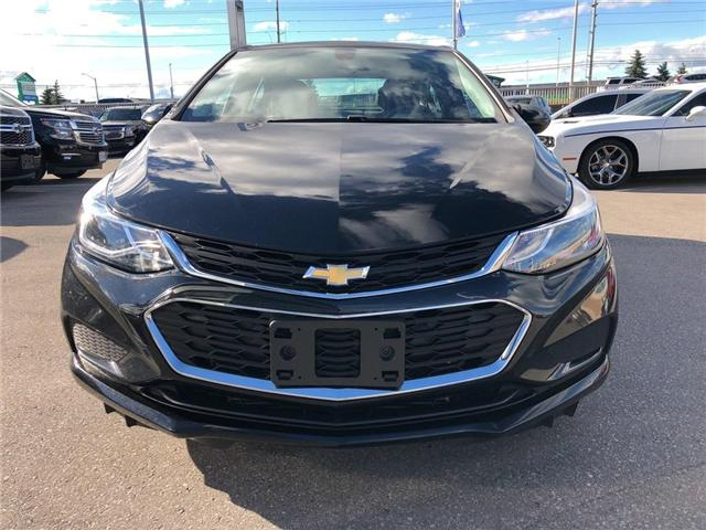 2018 Chevrolet Cruze TRUE NORTH|Auto|SUNROOF|REMOTE START|REAR CAMERA| (Stk: PW17430) in BRAMPTON - Image 2 of 18