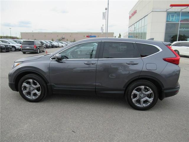2018 Honda CR-V EX (Stk: 8109103) in Brampton - Image 2 of 28