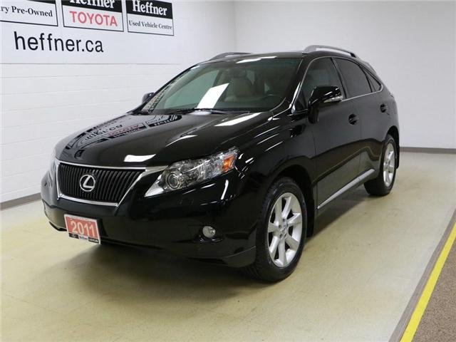 2011 Lexus RX 350 Base (Stk: 187255) in Kitchener - Image 1 of 23
