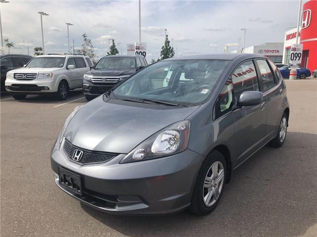 2014 Honda Fit LX (Stk: I180920A) in Mississauga - Image 3 of 17