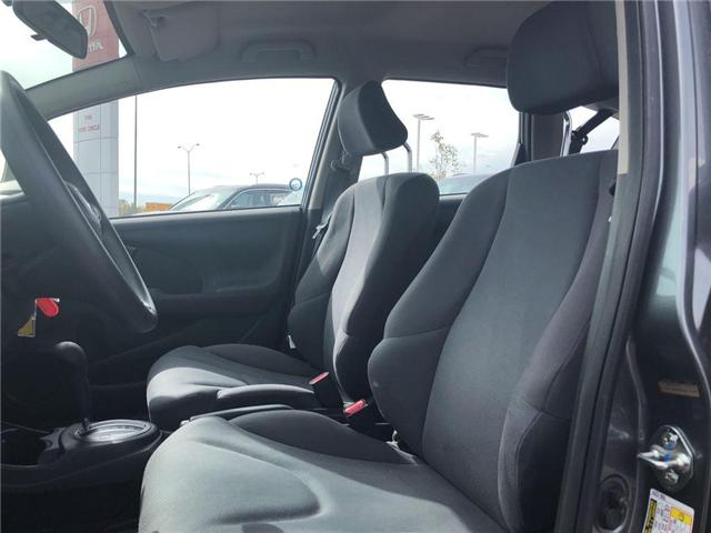 2014 Honda Fit LX (Stk: I180920A) in Mississauga - Image 10 of 17